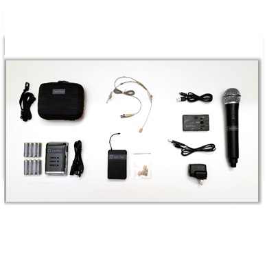 Dual Microphone Kit
